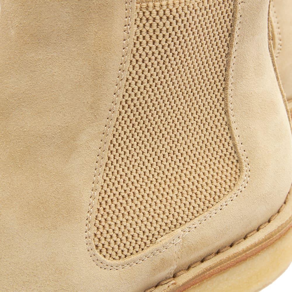 Astorflex Bitflex Ocra Crepe Chelsea Boot - Sand Suede