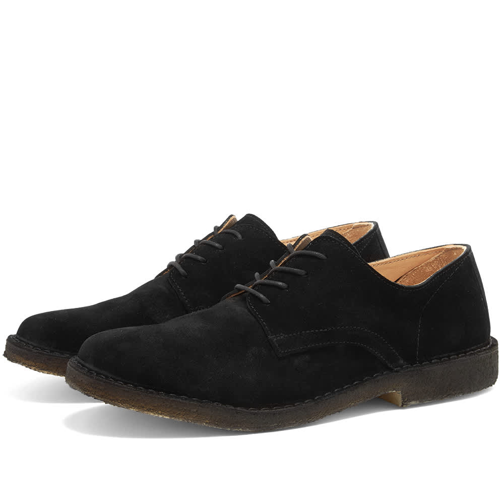 Astorflex Coastflex Derby Shoe - Black
