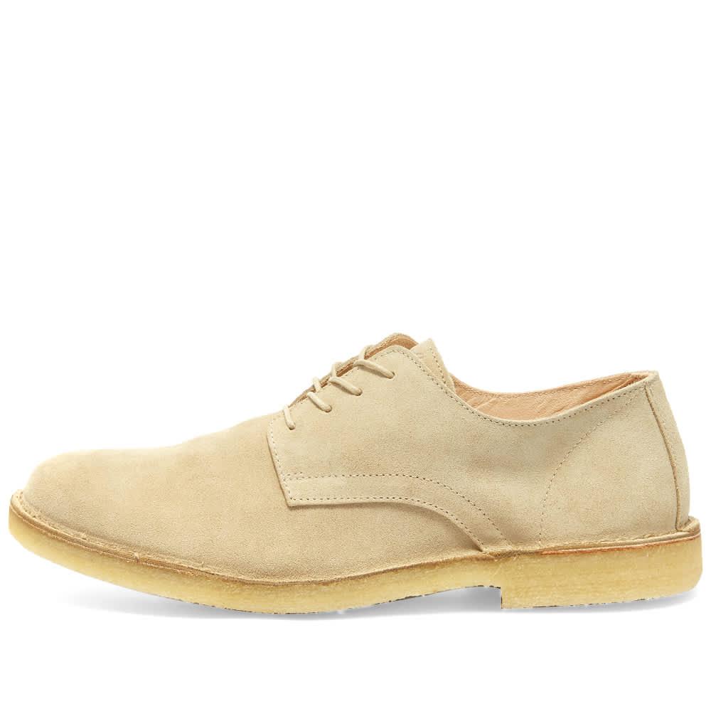 Astorflex Coastflex Derby Shoe - Sand Suede