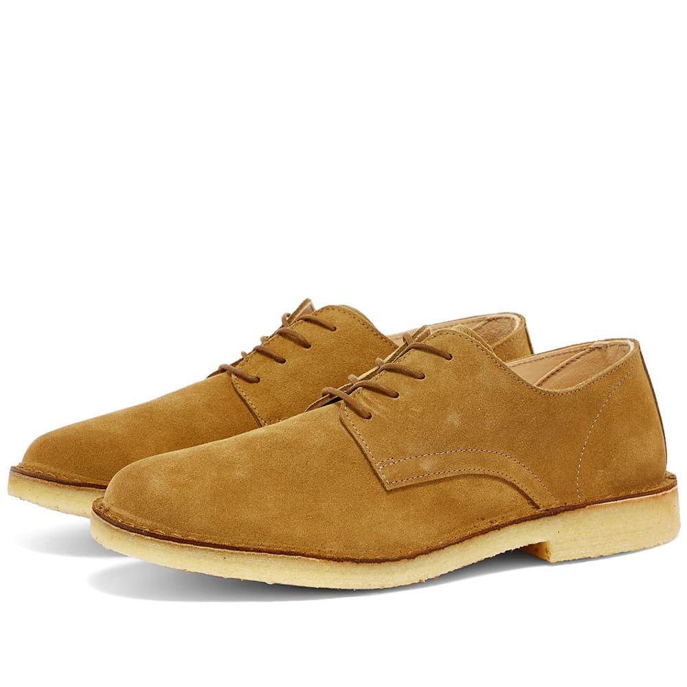 Astorflex Coastflex Derby Shoe - Whiskey