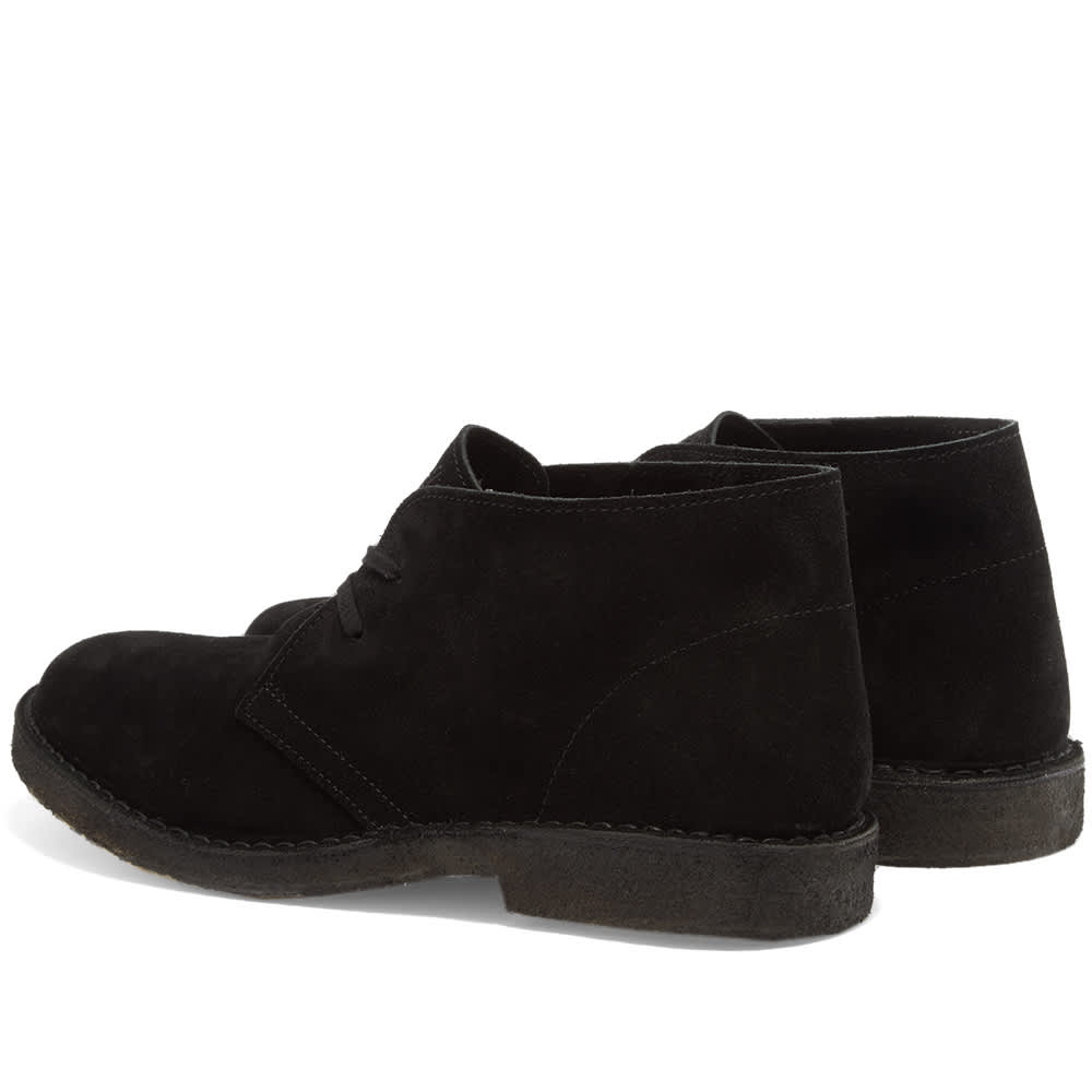 Astorflex Driftflex Desert Boot - Black
