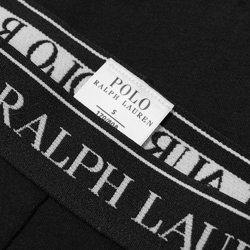 Polo Ralph Lauren Cotton Trunk - 3 Pack - Black