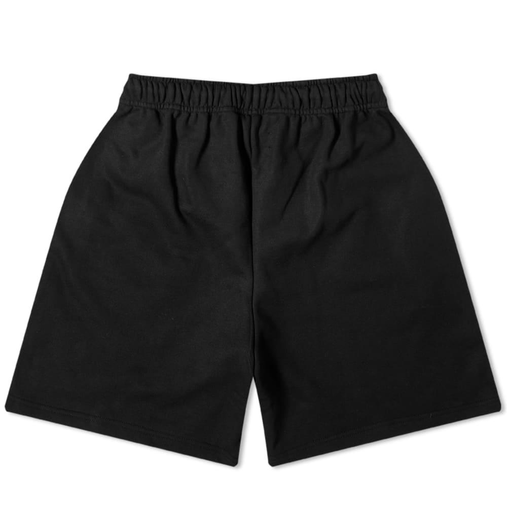 424 Logo Sweat Short - Black