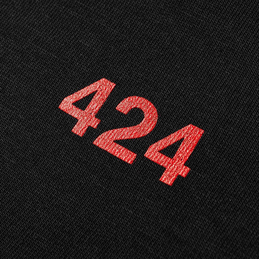 424 Old Hate New Love Tee - Black
