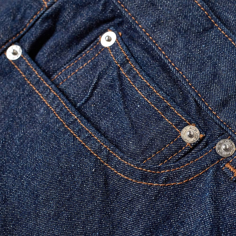 A.P.C. Petit New Standard Jean - Indigo Delave