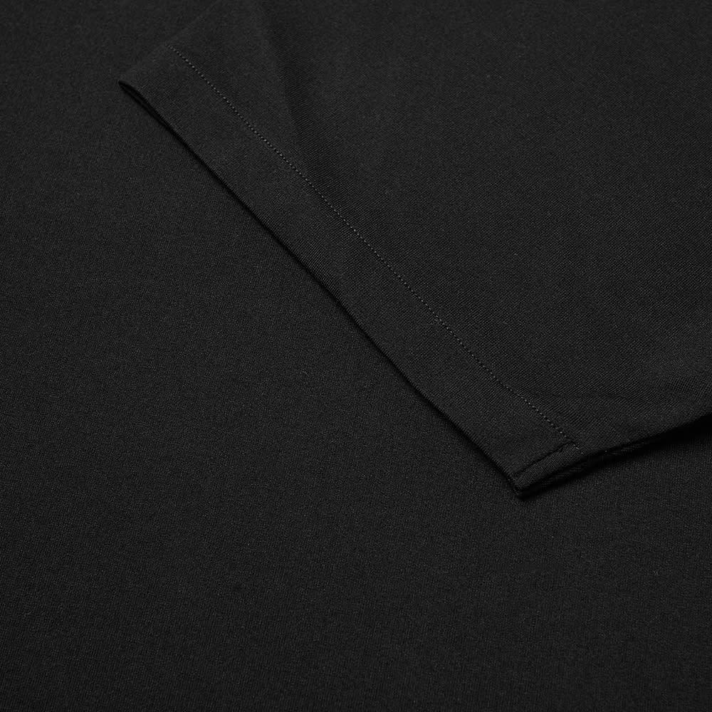 Acne Studios Extorr Logo Rib Tee - Black