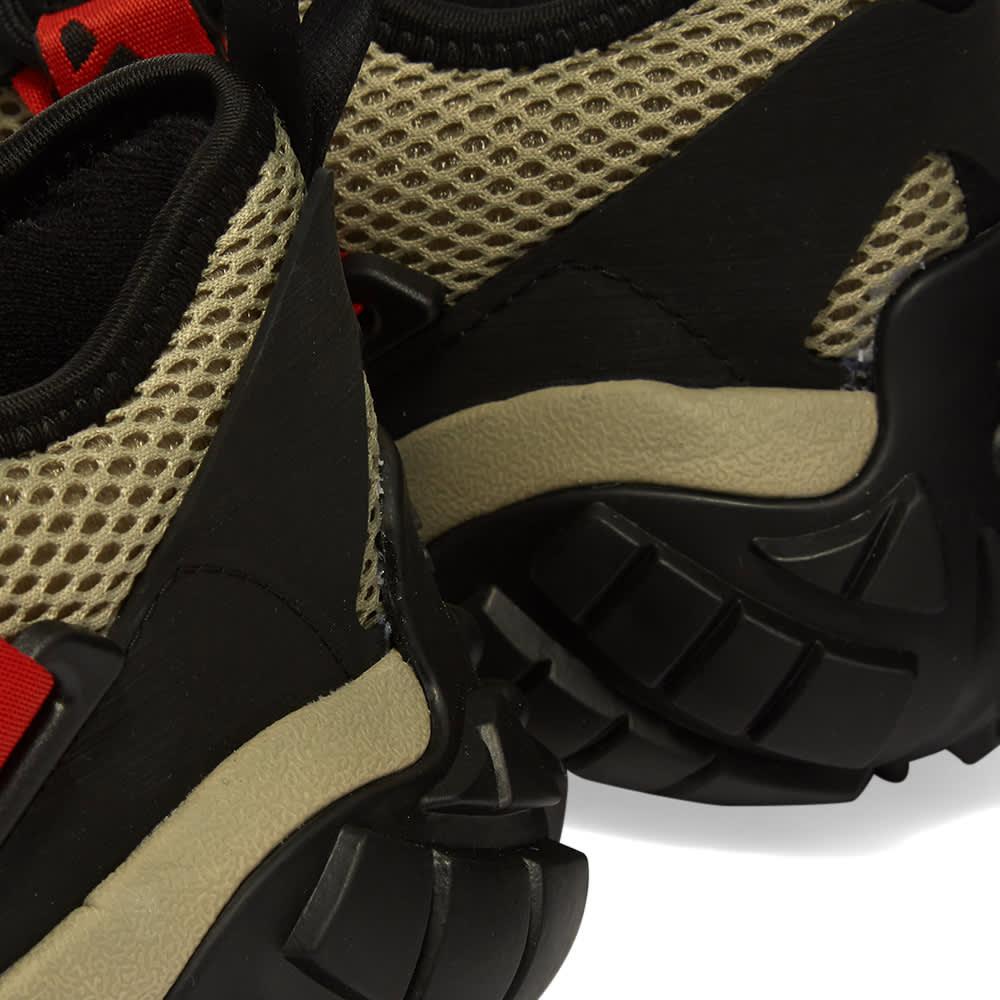 Adidas FYW XTA - Black, Chilli & Khaki