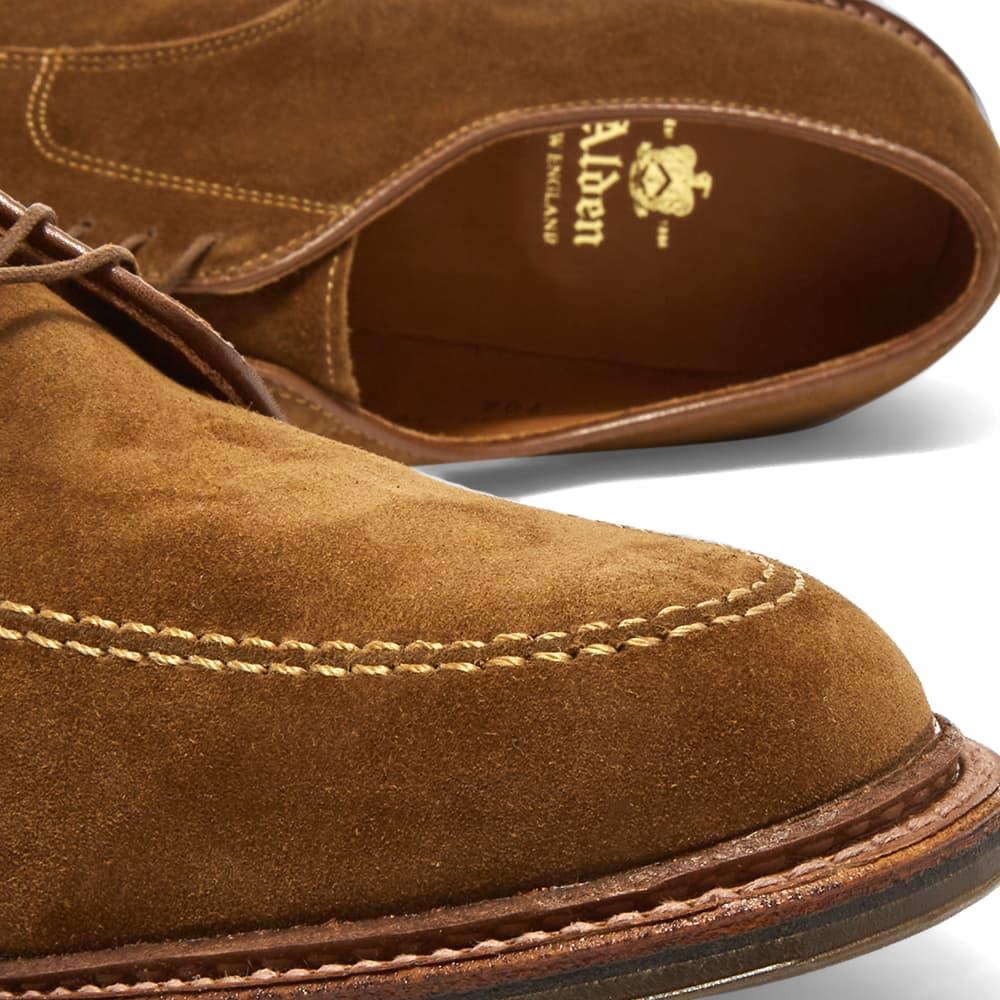 Alden Dover Shoe - Snuff Suede