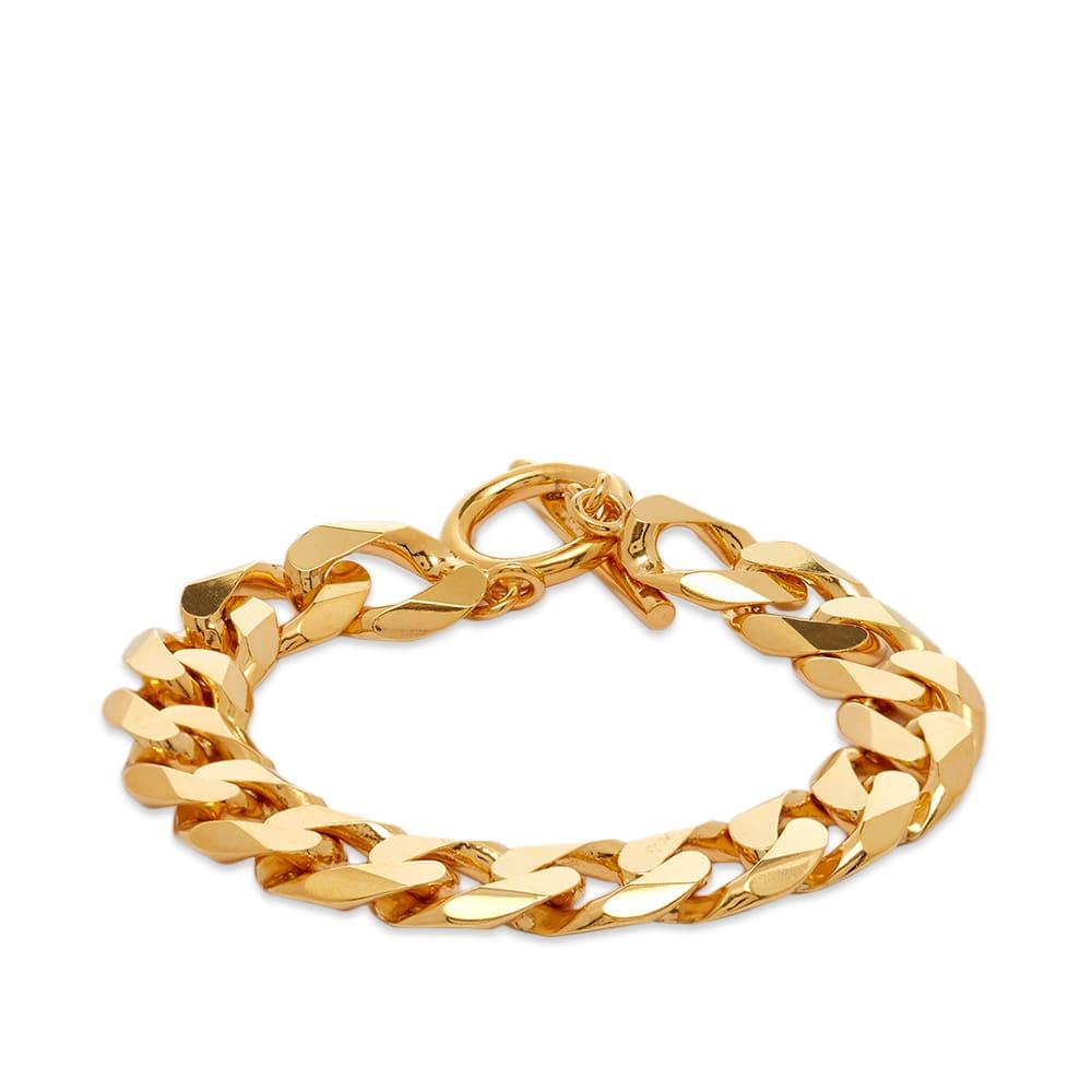 All Blues Moto Bracelet - Gold