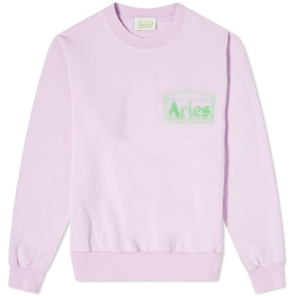 ARIES Y2K Crew Sweat