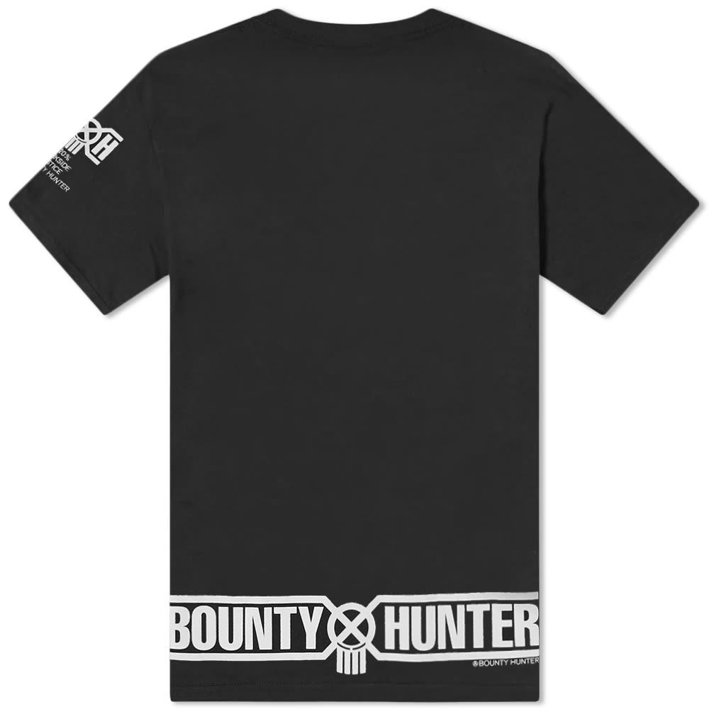 Bounty Hunter Box Logo Tee - Black