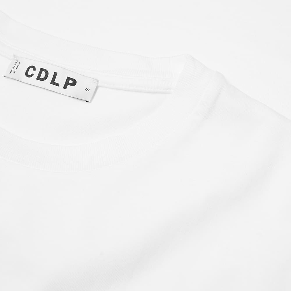 CDLP Crew Tee - 3 Pack - White
