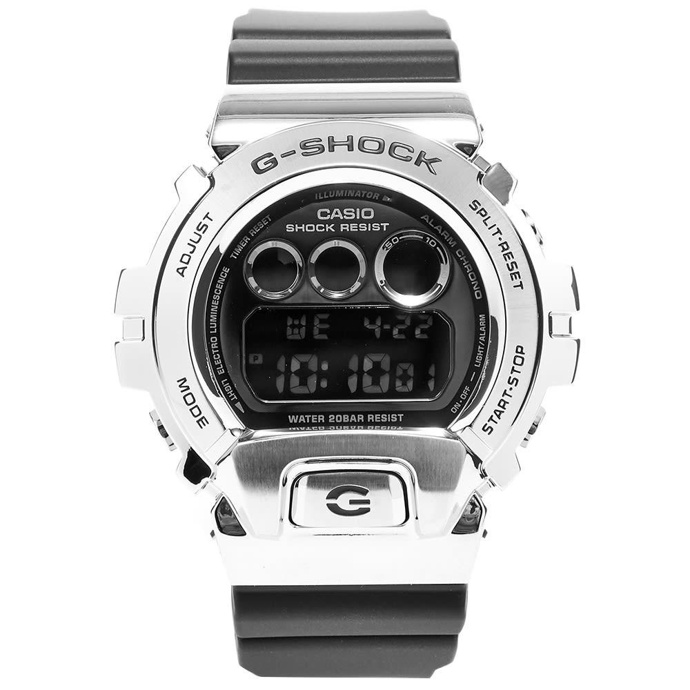 Casio G-Shock GM-6900 Watch - Black