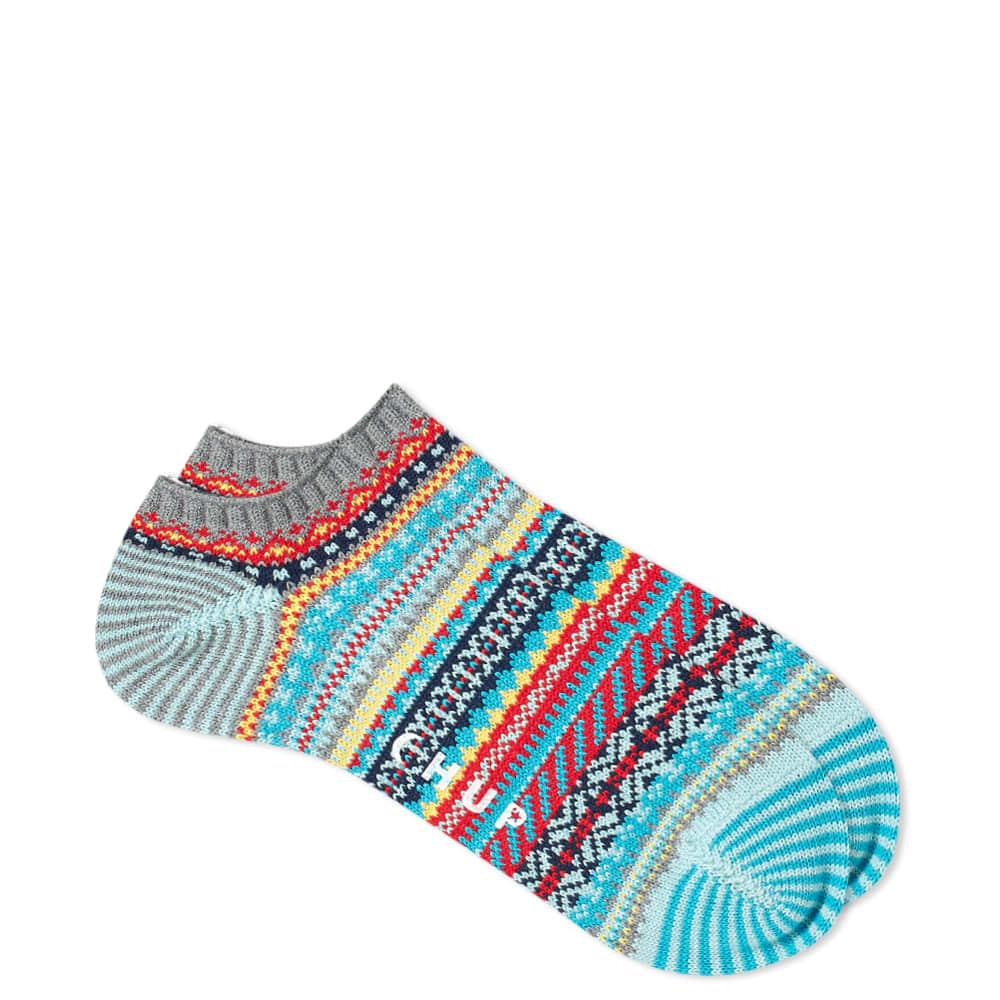 Chup Kesa Sock - Coin Grey