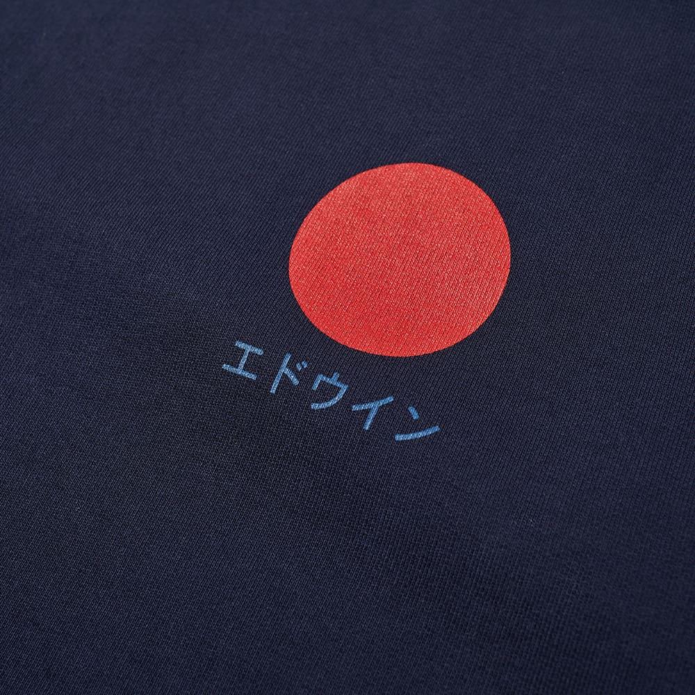 Edwin Japanese Sun Crew Sweat - Navy