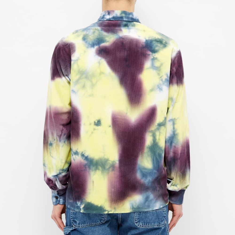 Futur Cord Overshirt - Light Tie Dye