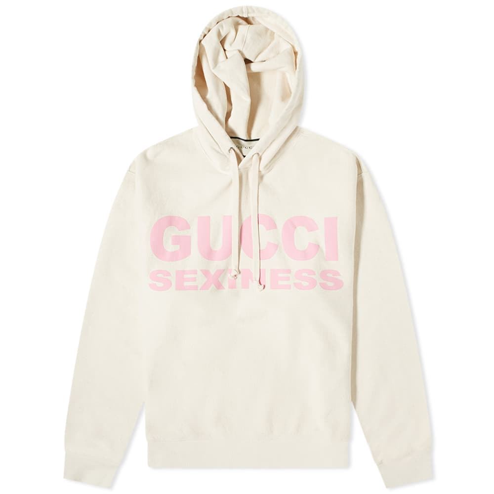 Gucci Sexiness Popover Hoody