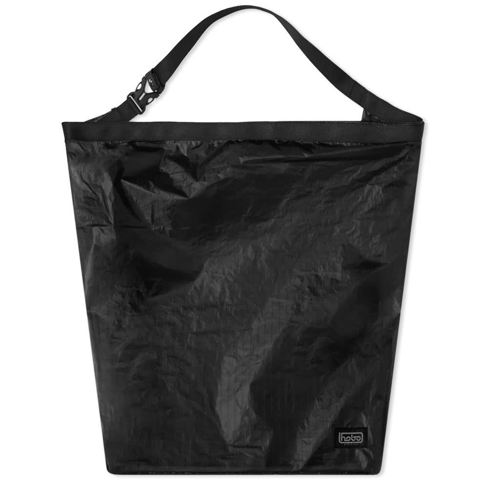 hobo Power Rip Roll Top Bag - Black