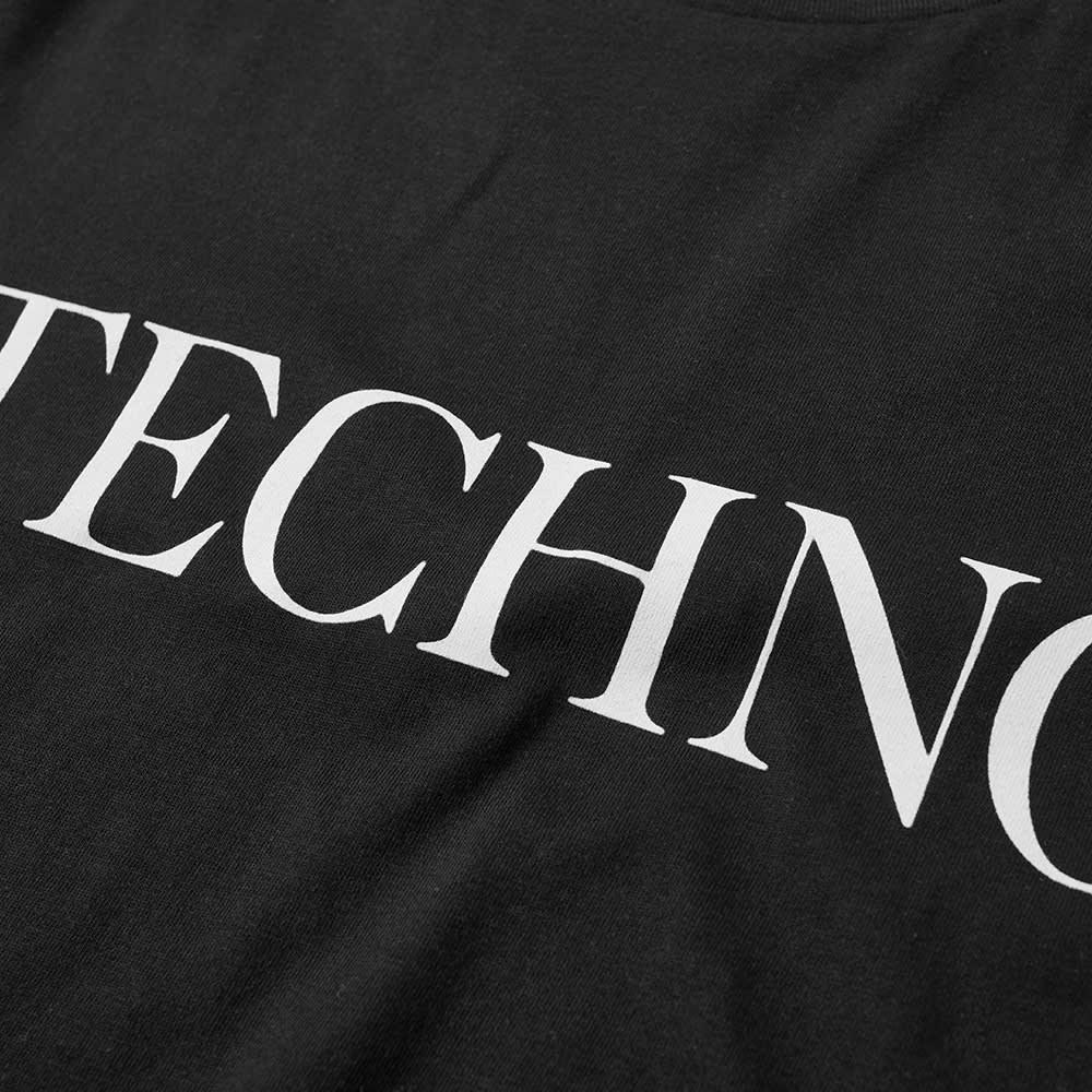 IDEA Techno Tee - Black