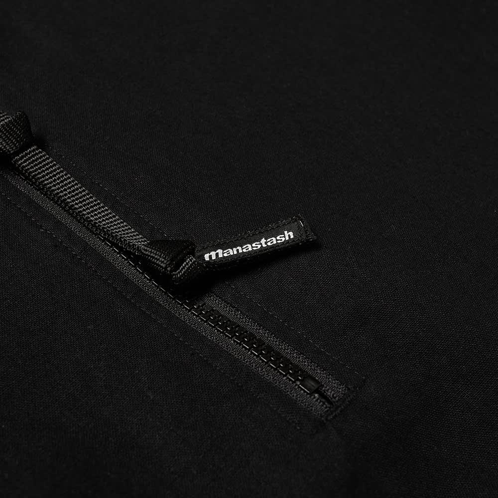Manastash Chilliwack 2.0 Half Zip Jacket - Black