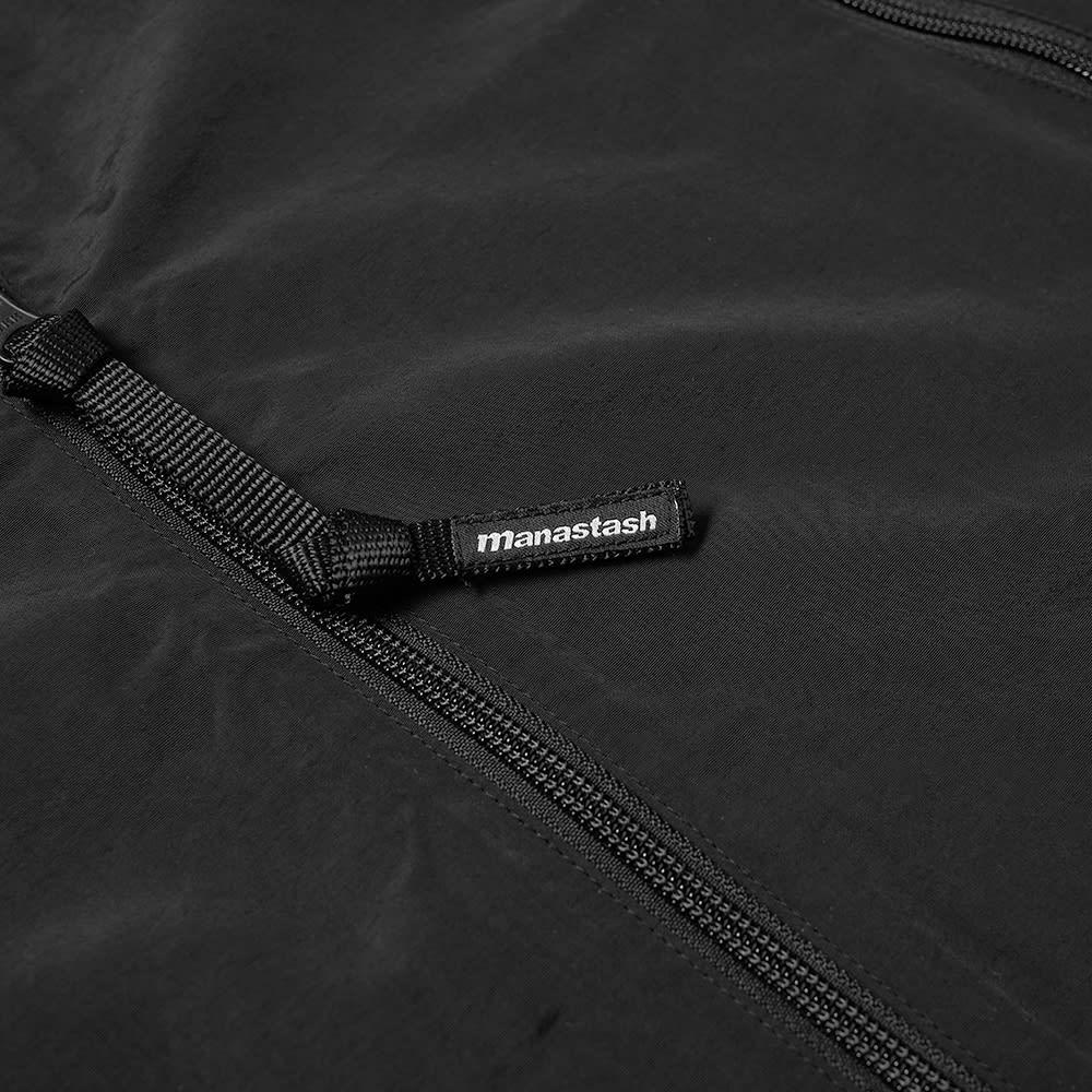 Manastash Zippy Jacket - Black
