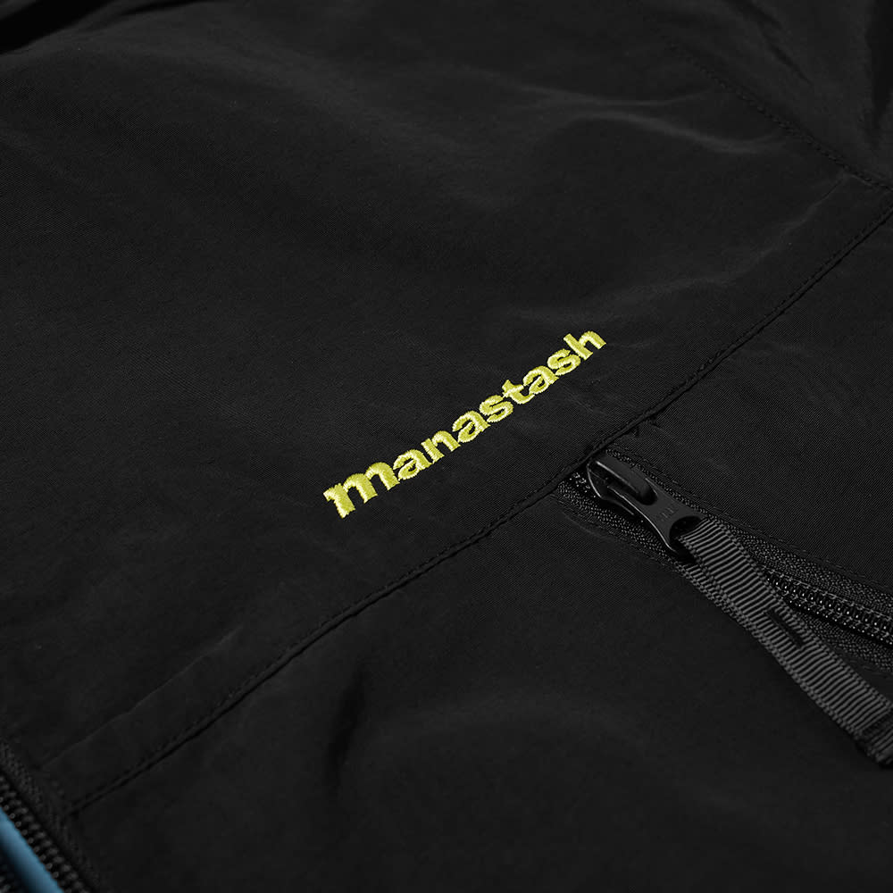 Manastash Zippy Jacket - Panel