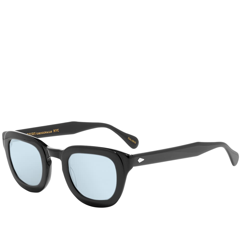 Moscot Telena Sunglasses - Black & Blue