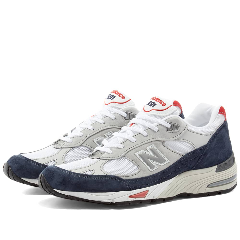 New Balance M991GWR 'Made in England'