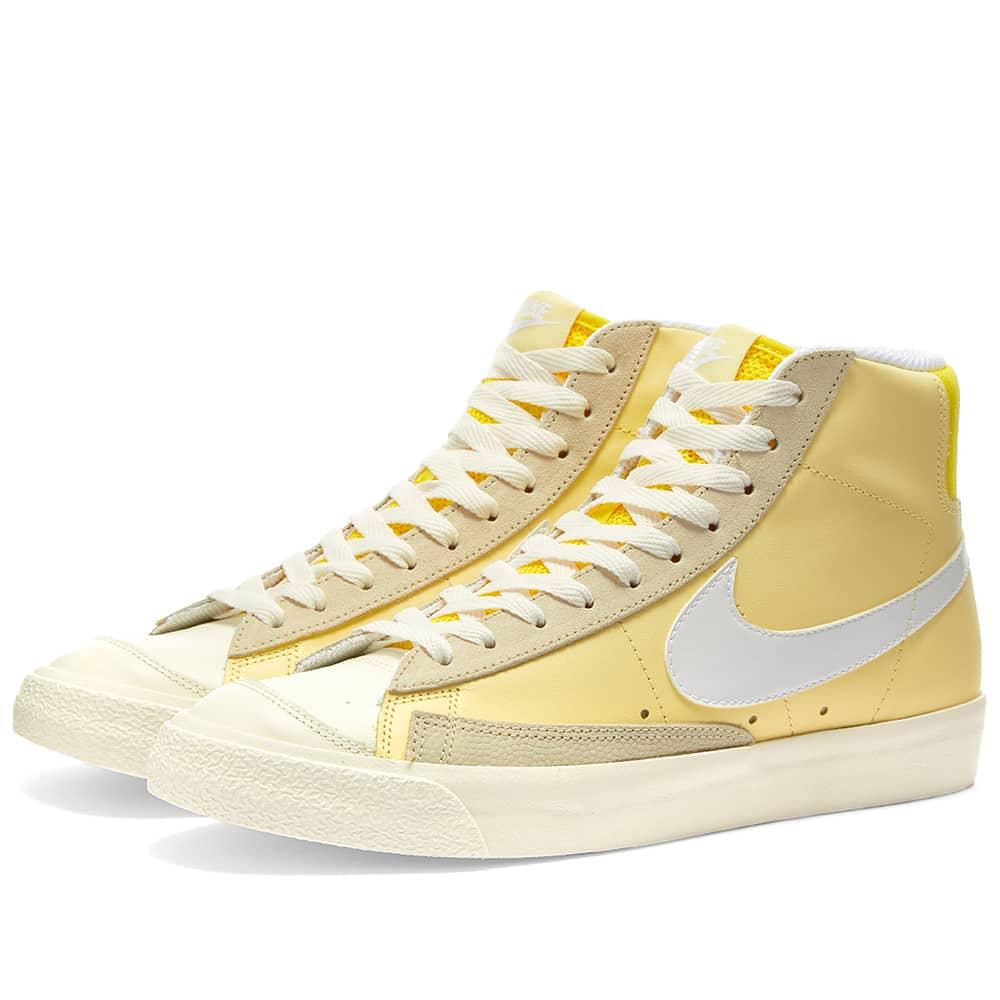 Nike Blazer Mid 77 W Bicycle Yellow