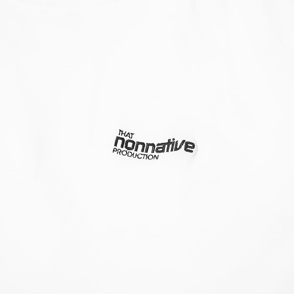 Nonnative Capital Tee - White