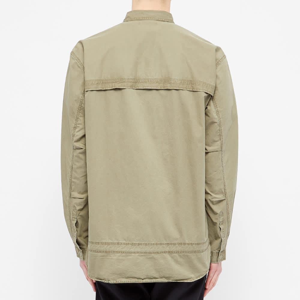 Nonnative Coach Shirt Jacket - Olive