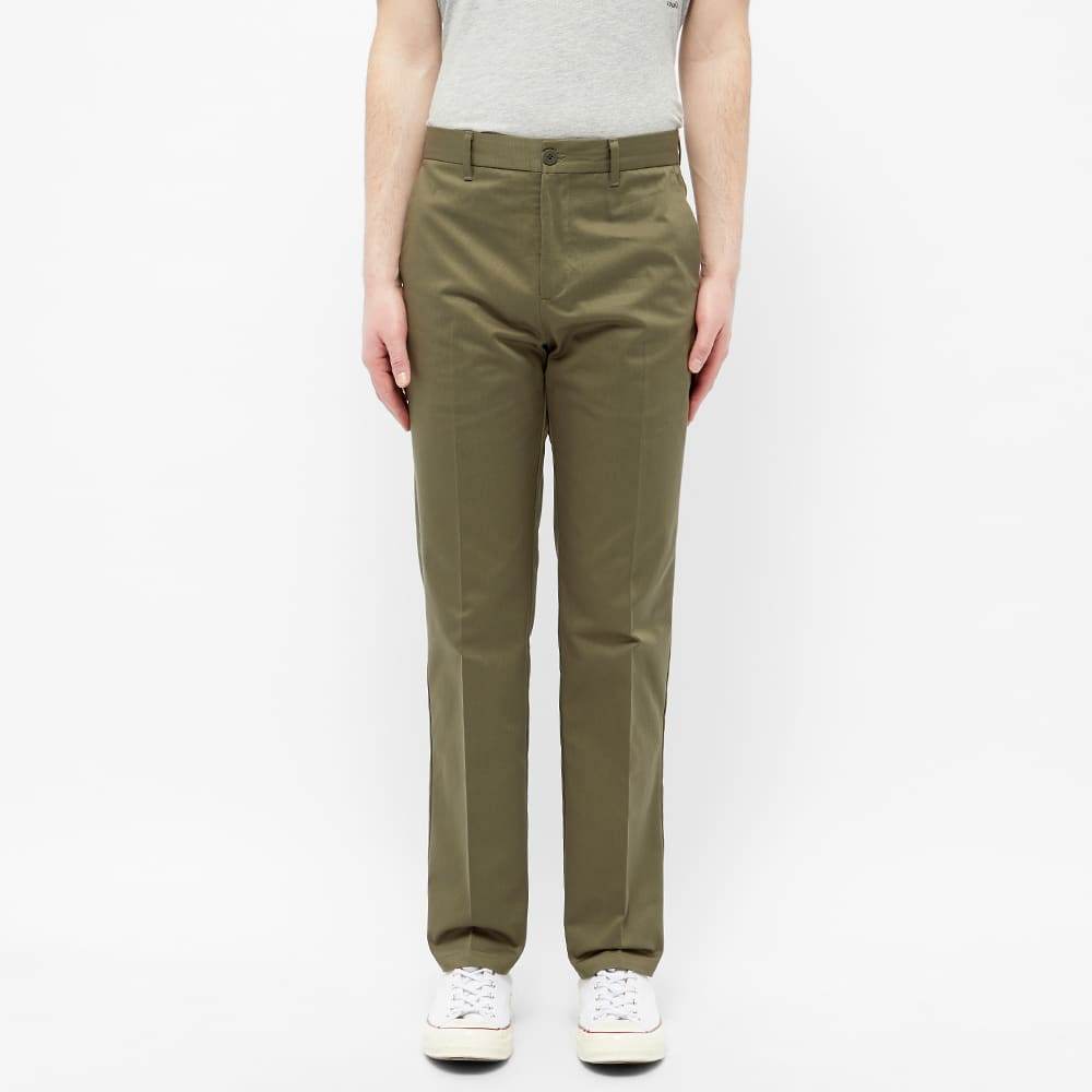 Norse Projects Albin Pant - Ivy Green