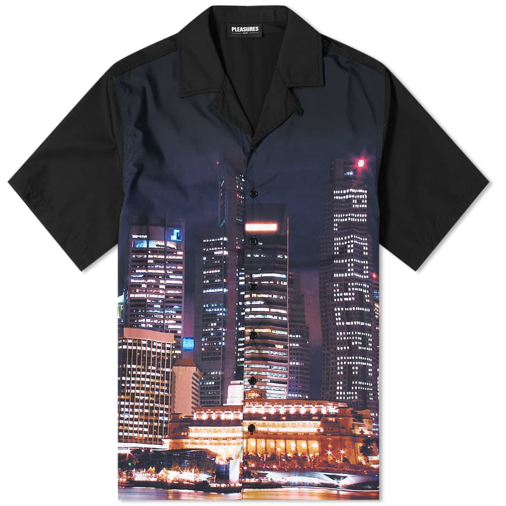 PLEASURES Metro Vacation Shirt