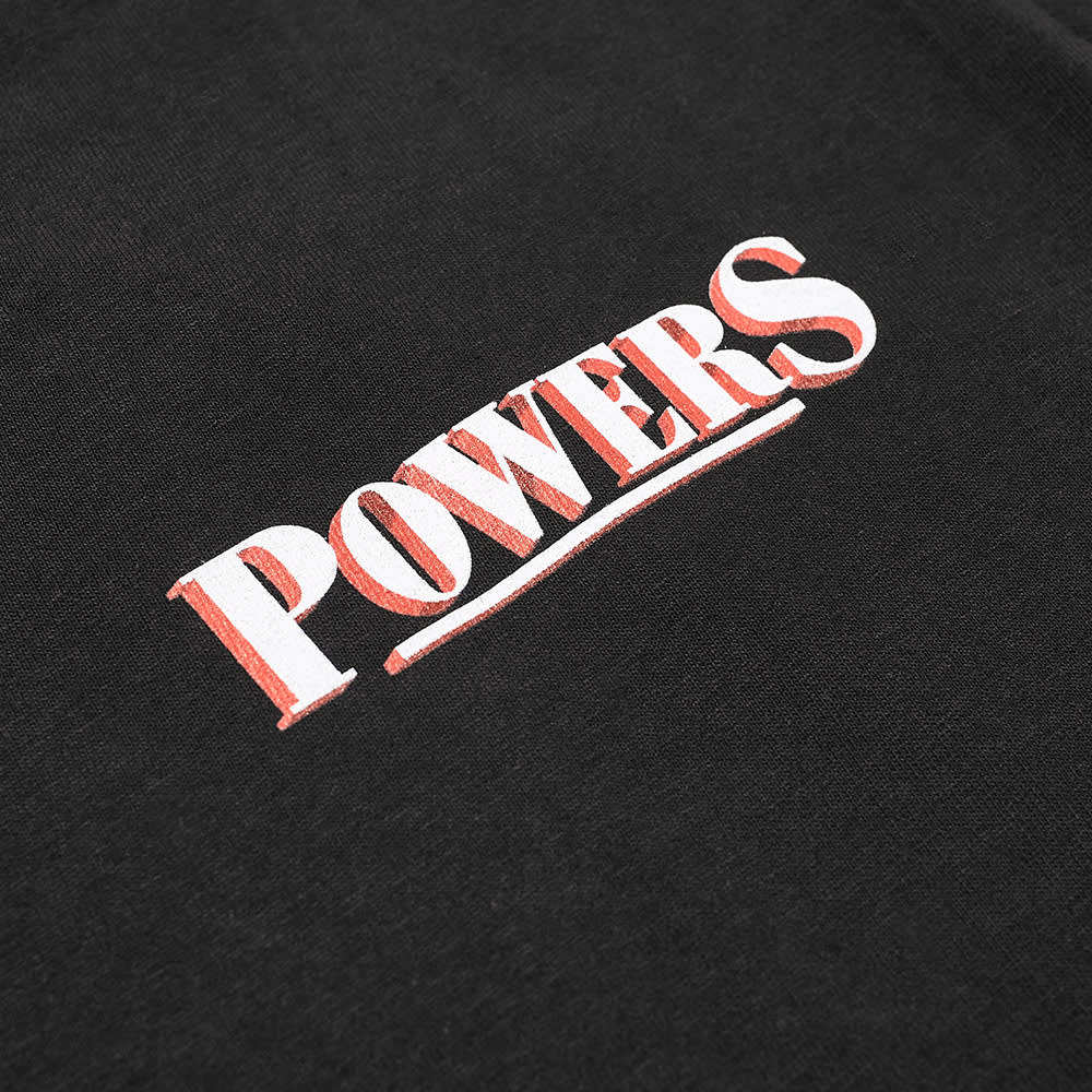 POWERS The Powers That Be Tee - Black