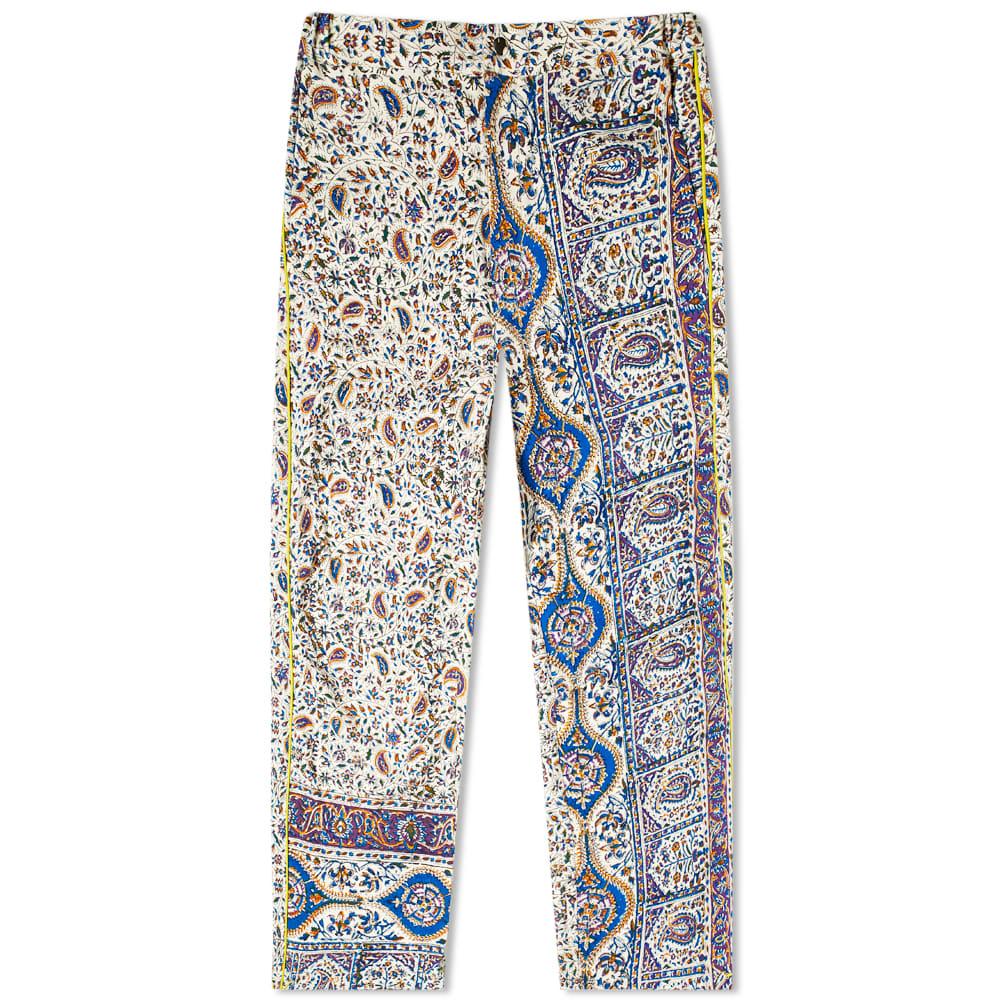 Paria Farzaneh Iranian Print Pleat Trouser