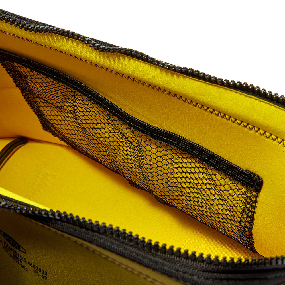 Puebco Large Wired Pouch - Olive Yellow