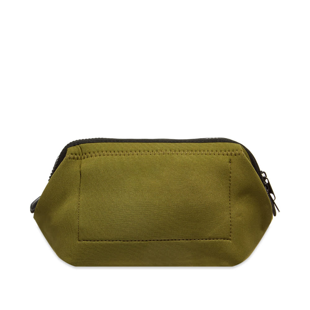 Puebco Small Wired Pouch - Olive Yellow