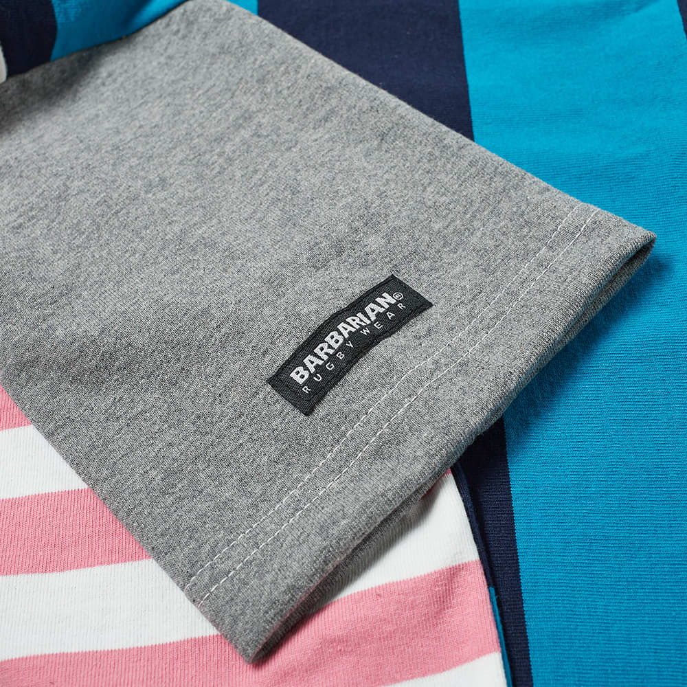 Raised by Wolves x Barbarian Wild Ones Pocket Tee - Mixed