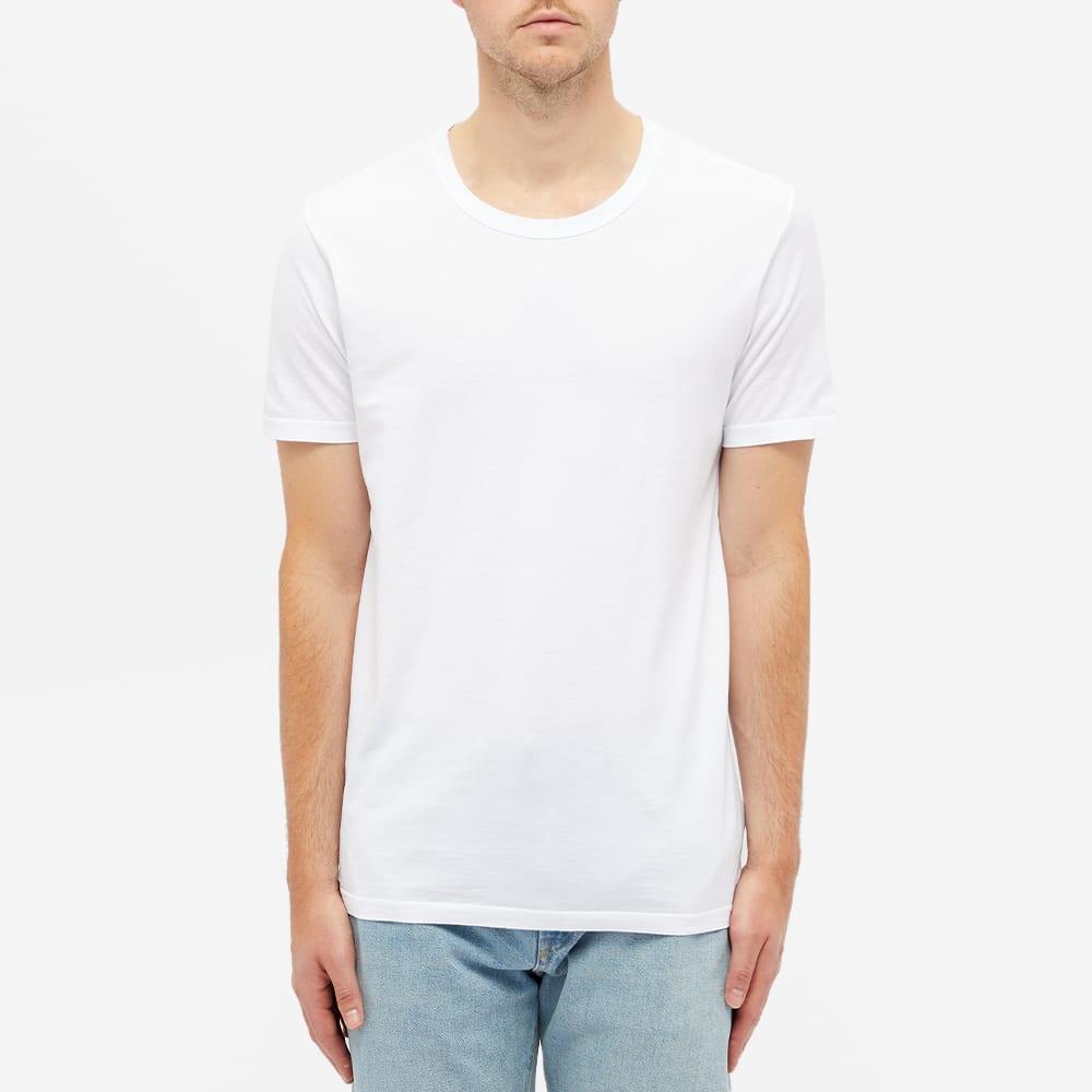 Schiesser Georg Shirt Tee - White