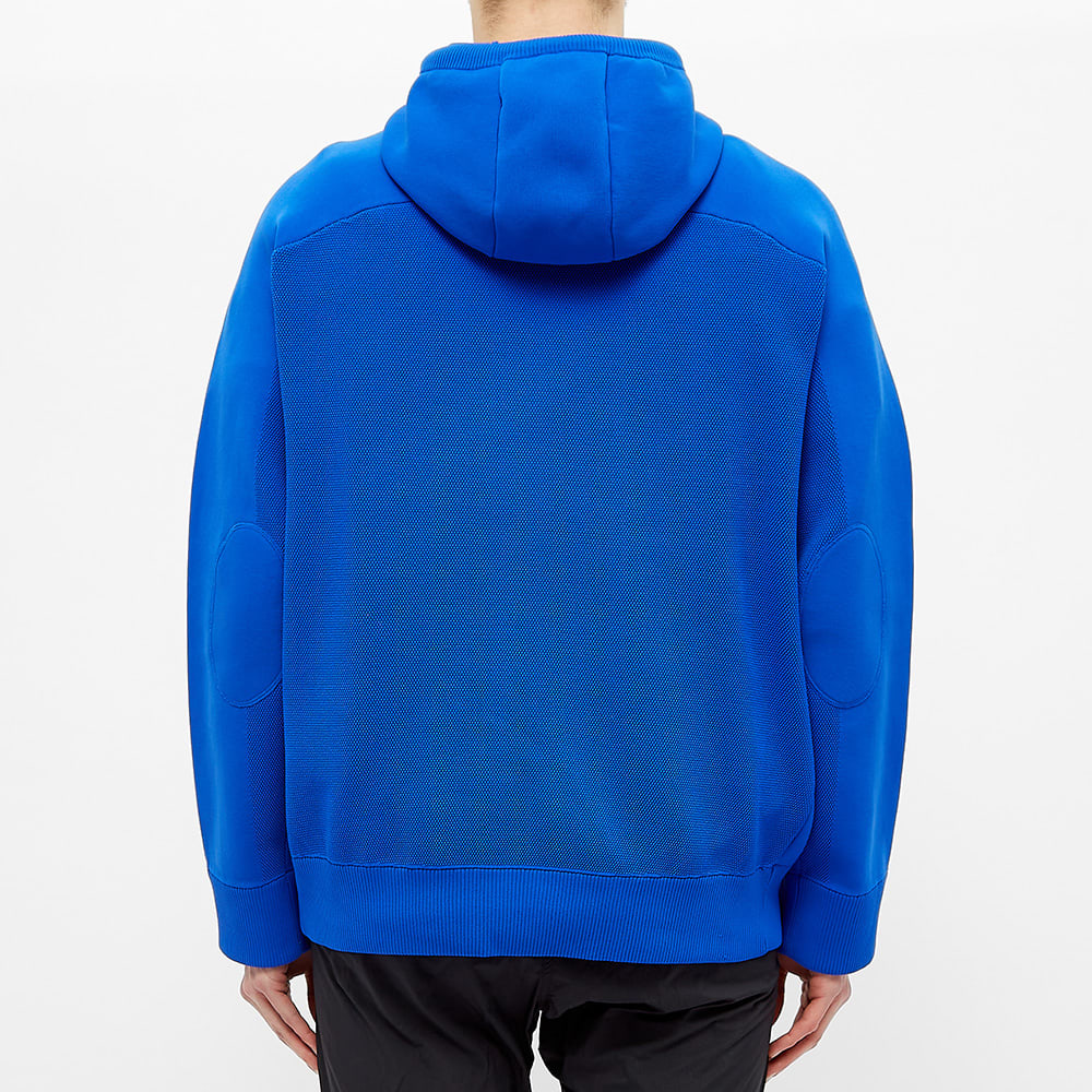 The North Face Black Series Engineered Knit Popover Hoody - TNF Blue