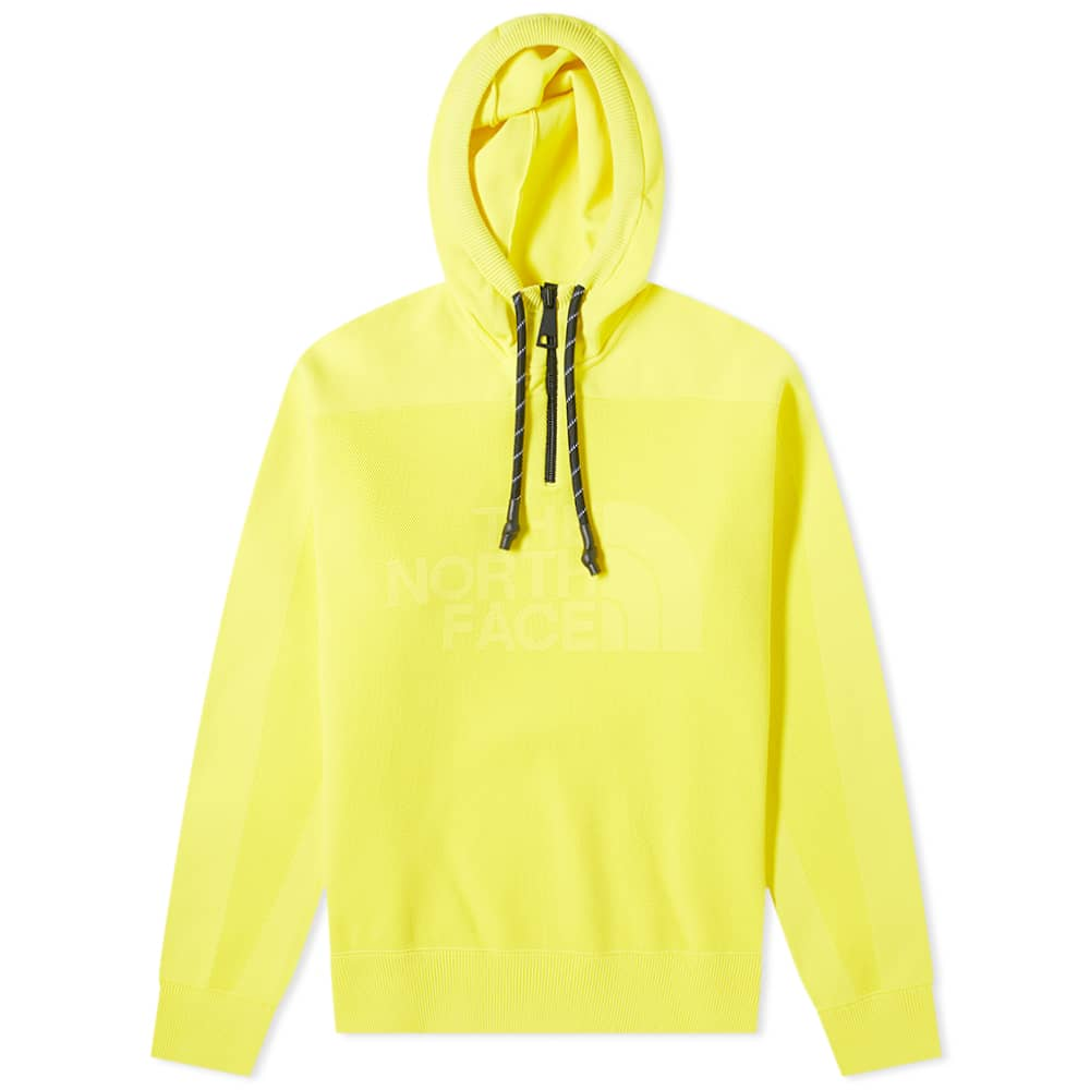 The North Face Black Series Engineered Knit Popover Hoody - TNF Lemon