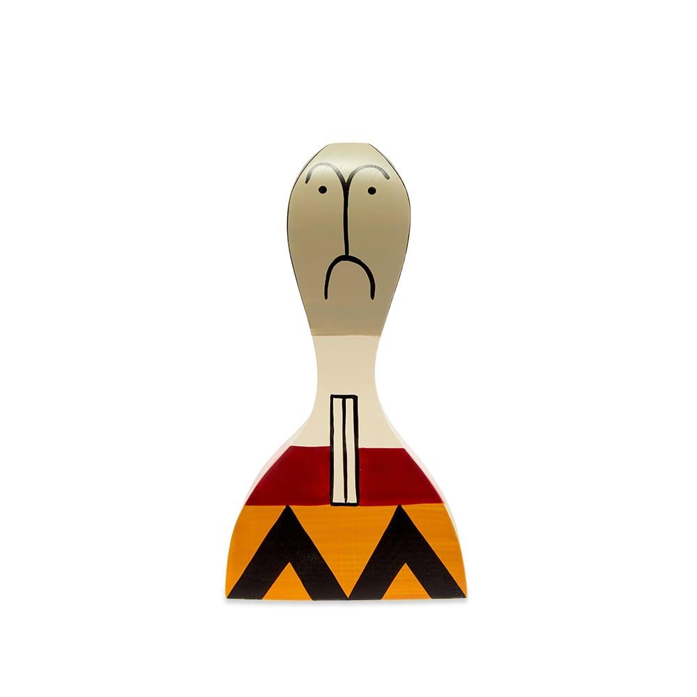 Vitra Alexander Girard 1952 Wooden Doll No. 17 - Multi