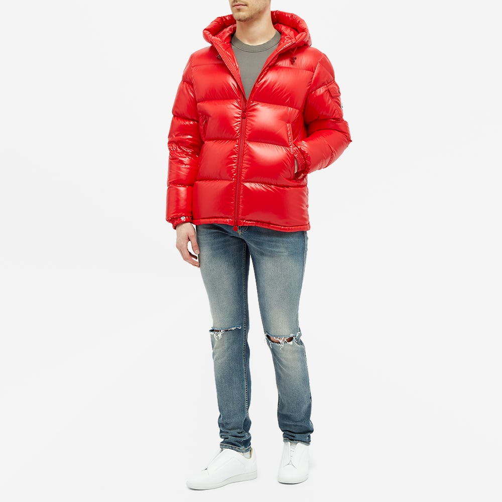 Moncler Ecrins Down Jacket - Red