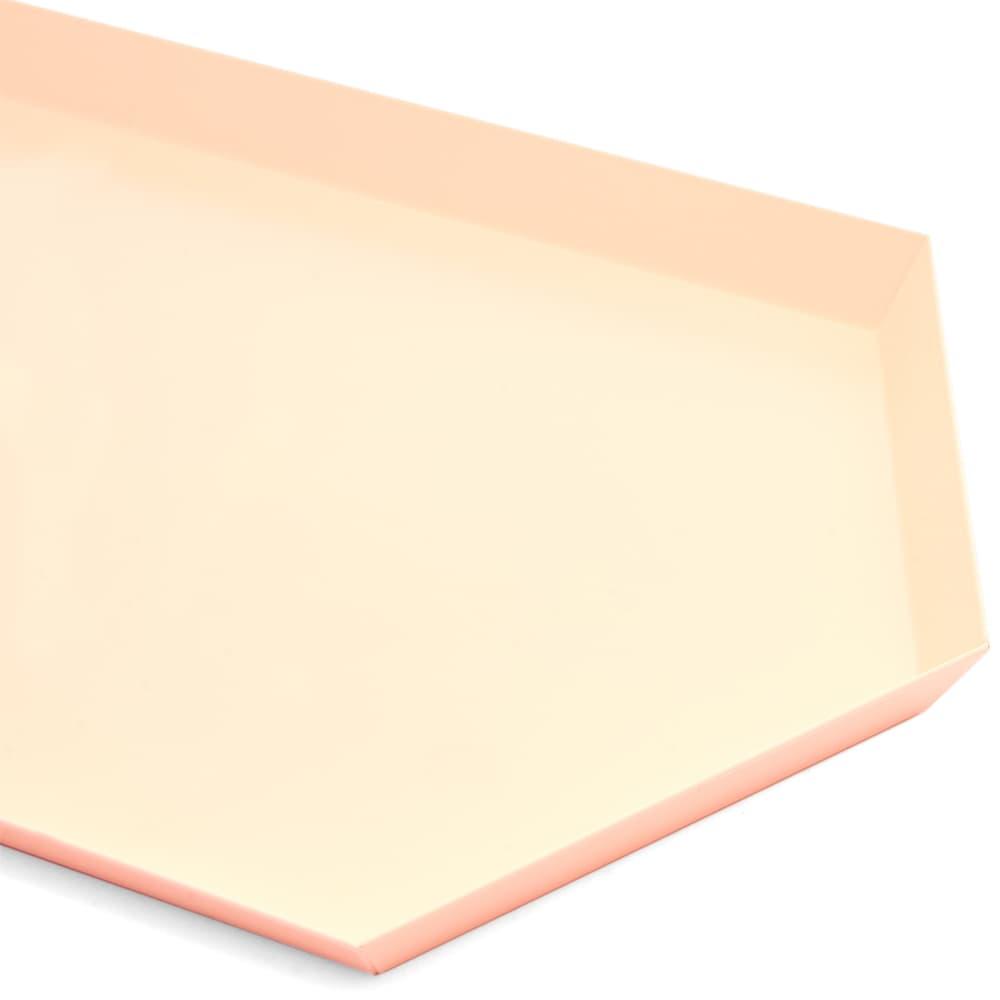 HAY Medium Kaleido Tray - Peach