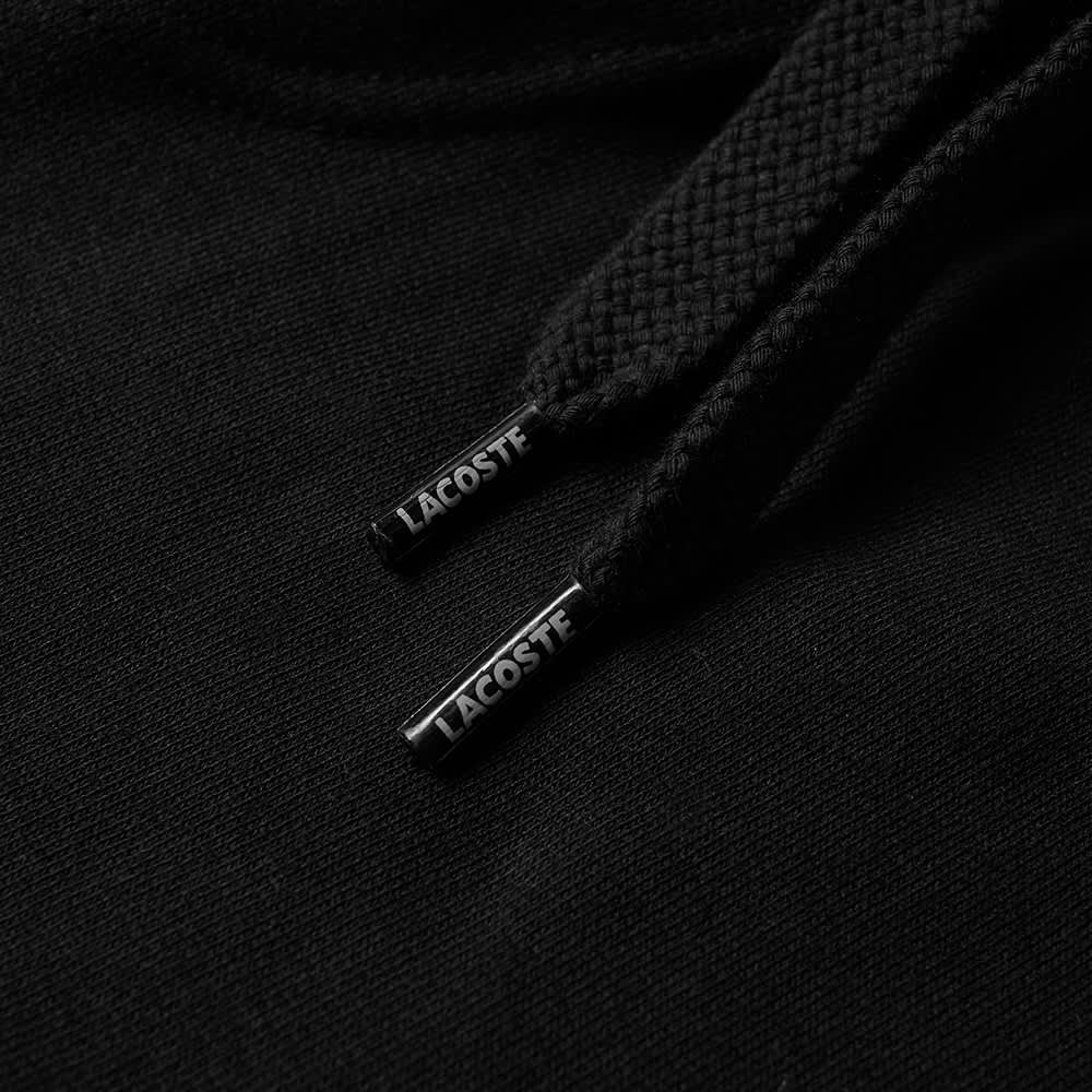 Lacoste Classic Logo Sweat Short - Black