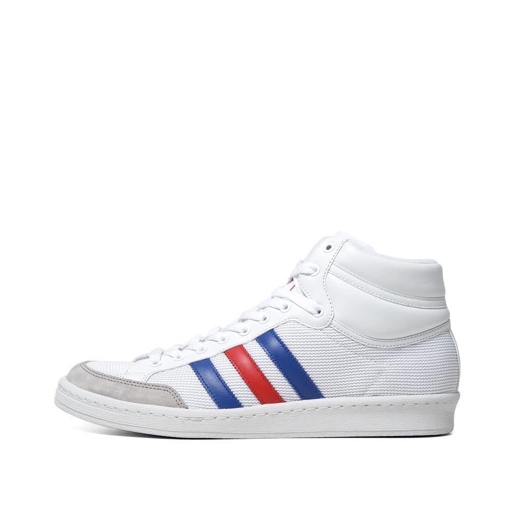 Adidas Americana Hi 88- Pre Order - Running White & True Blue