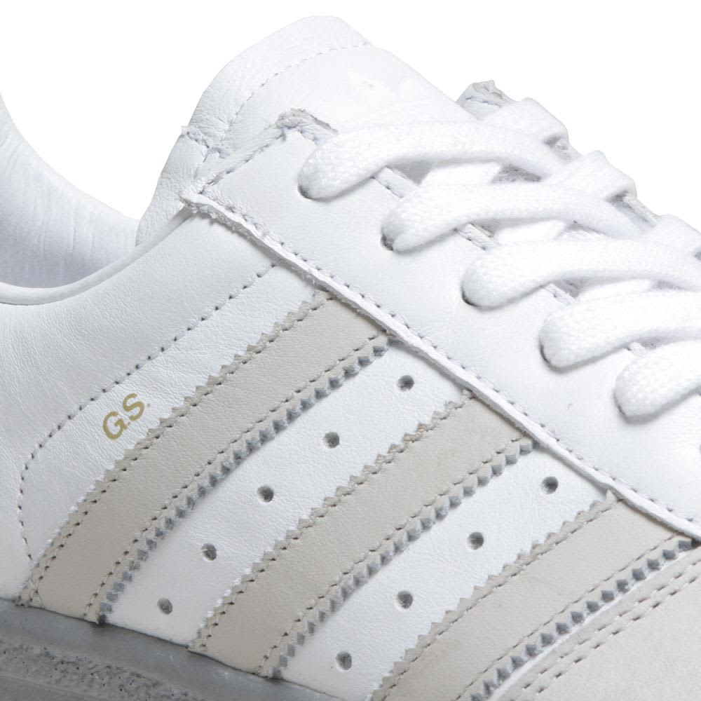 Adidas Grand Slam - Pre Order - Running White & Metallic Silver