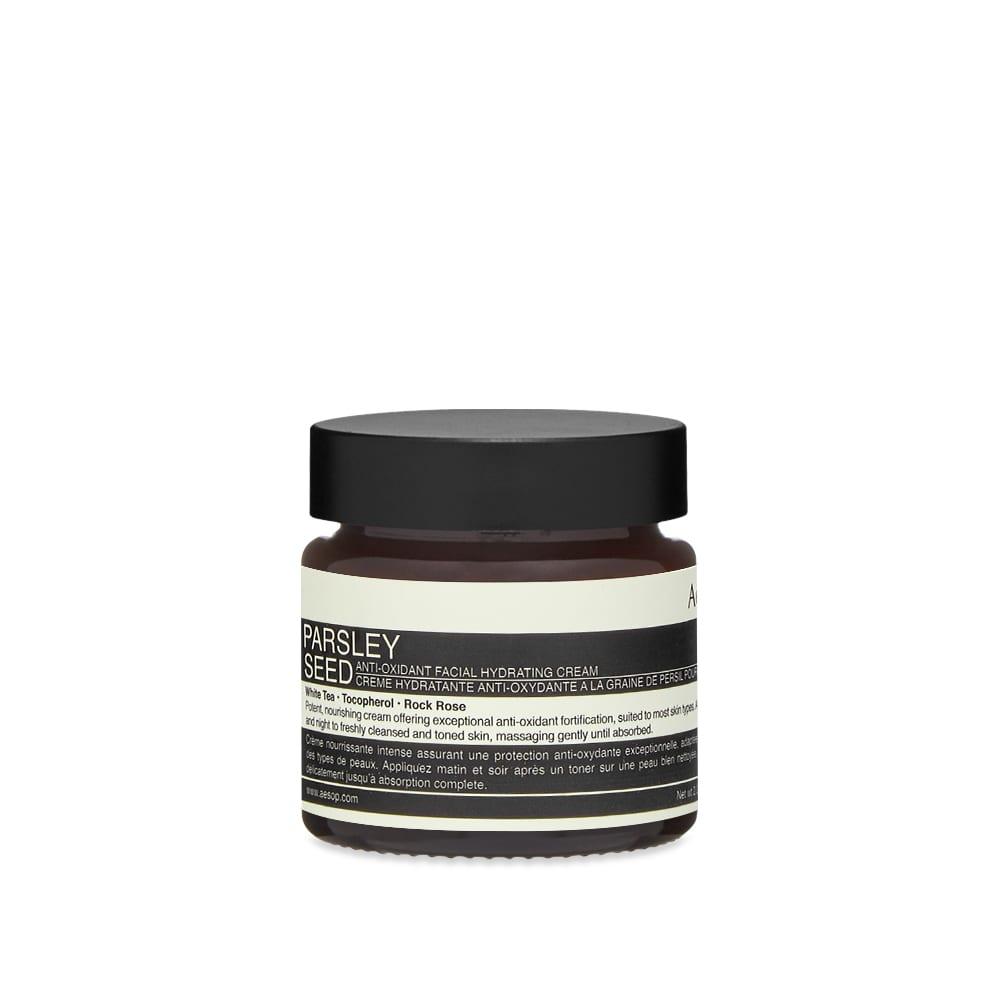 Aesop Parsley Seed Anti-Oxidant Facial Cream - 60ml
