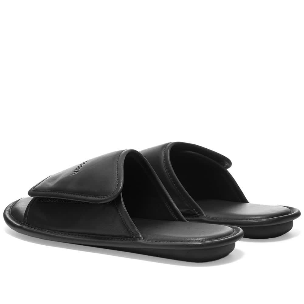 Balenciaga Home Sandal - Black