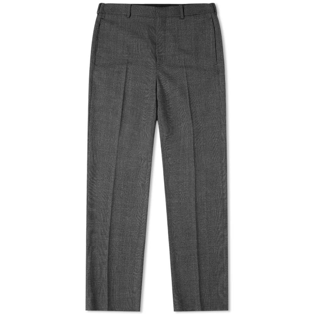 Balenciaga Tailored Trouser - Black & Grey
